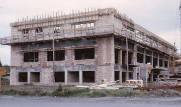 New building on Hoerder Strasse in Schwerte