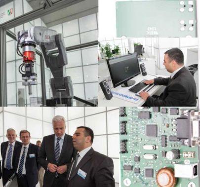 Mit den beiden Produktgruppen Inklusionsarbeitsplatz und Prozessbeobachtung zeigt sich Papenmeier aktiv in der Prozesskette auf dem Landesgemeinschaftsstand NRW