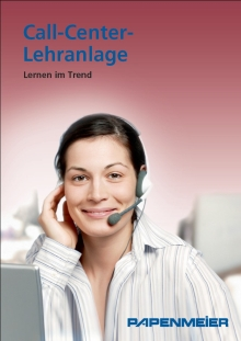 Produktfoto für Call-Center-Lehranlage